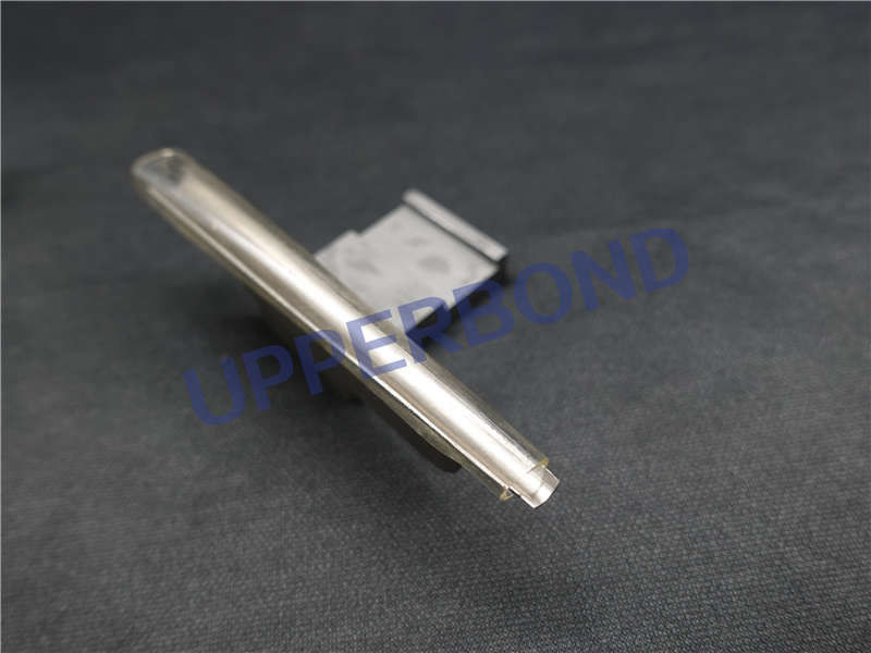 Metallic Color Tongue Piece To Compress Filter Rods Size Customized